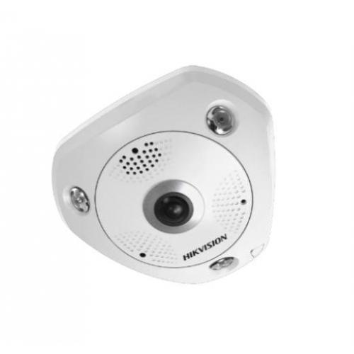 HIKVision DS-2CD6365G0-IS(1.27mm) IP Hemispheric Fisheye Kamera 6MP Full HD Indoor