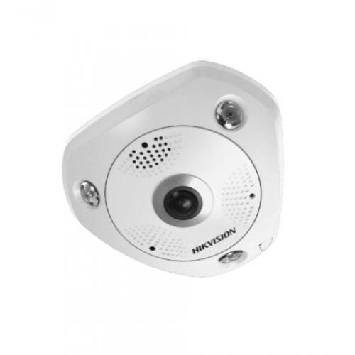 HIKVision DS-2CD63C5G0-IS(1.29mm) IP Hemispheric Fisheye Dome Kamera 12MP Ultra HD Indoor