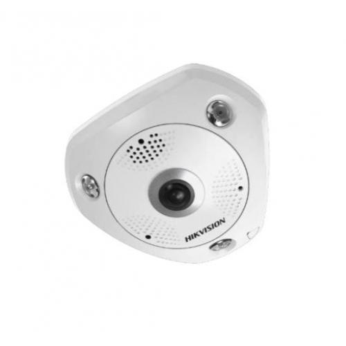 HIKVision DS-2CD63C5G0E-IS(2mm)(B) IP Hemispheric Fisheye Dome Kamera 12MP Ultra HD Indoor