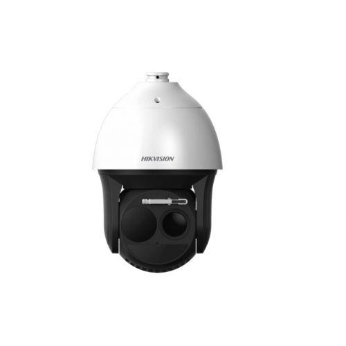 HIKVISION DS-2TD4136-50/V2 (50,0mm thermal lens) IP PTZ bispektrale Wärmebildkamera Outdoor H.265