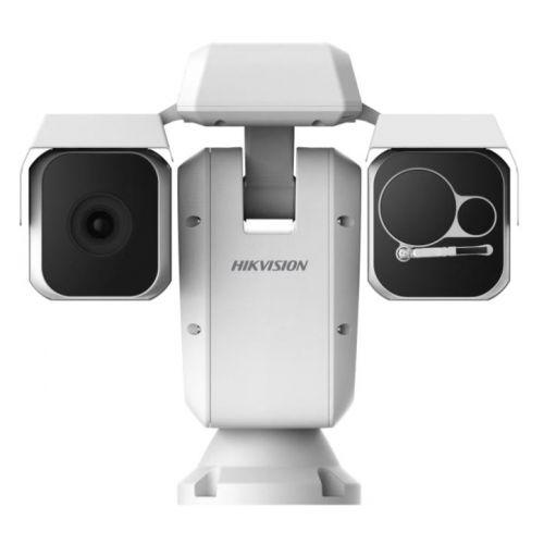 HIKVision DS-2TD6266-100C2L/V2 (100,0mm thermal lens) IP PTZ bispektrale Wärmebildkamera Outdoor H.265
