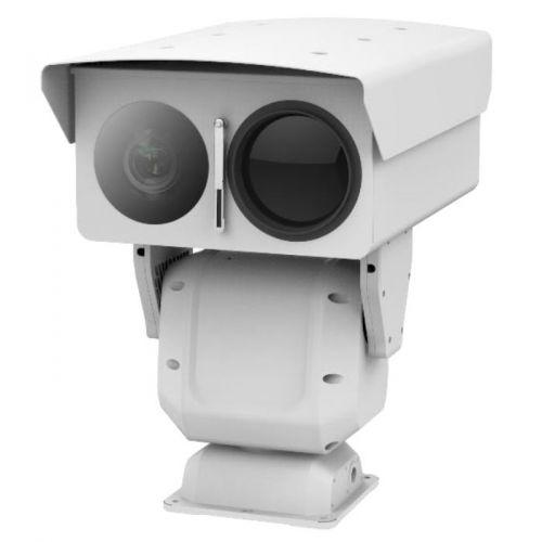 HIKVISION DS-2TD8166-150ZE2F/V2 (30,0 - 150,0mm thermal lens) IP PTZ bispektrale Wärmebildkamera Outdoor H.265