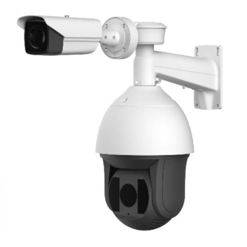 HIKVision DS-2TX3636-15A/V1 Thermisches IP Thermal Tracking System: IP PTZ  Speed Dome Kamera / Bullet Kamera H.265 Outdoor