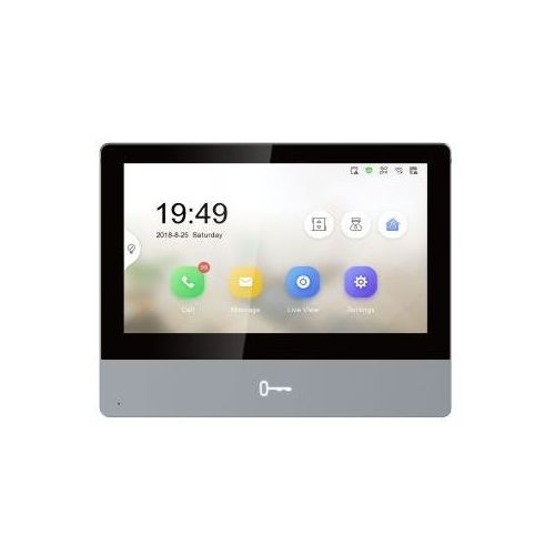 HIKVision DS-KH8350-WTE1/EU Touch-Screen Indoorstation