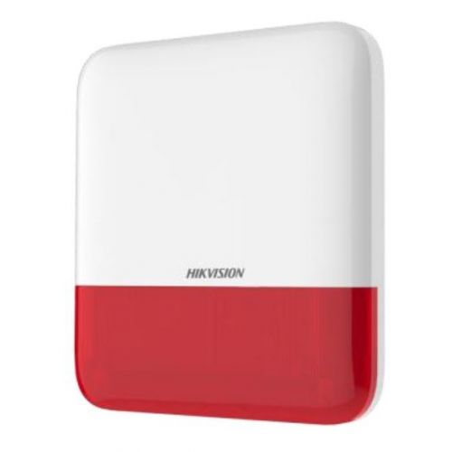 HIKVISION DS-PS1-E-WE(red) Ax Pro Außensirene Rot kabellos