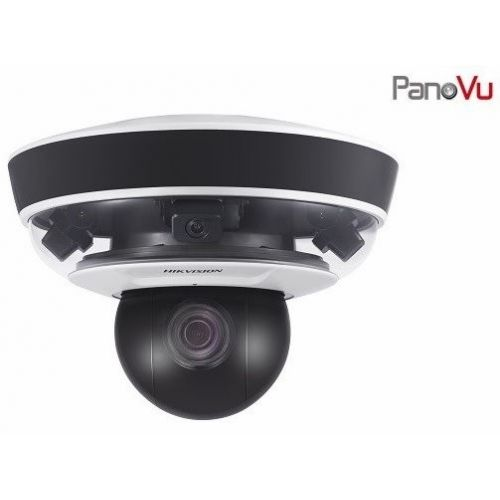 HIKVision PanoVu DS-2PT5326IZ-DE(5-50mm)(4mm) IP Panorama / PTZ Dome Mini Kamera 2MP Full HD Outdoor