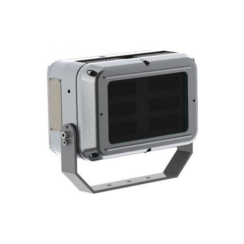 RayTec SPX-FL24-W-5050 LED Weißlicht Scheinwerfer