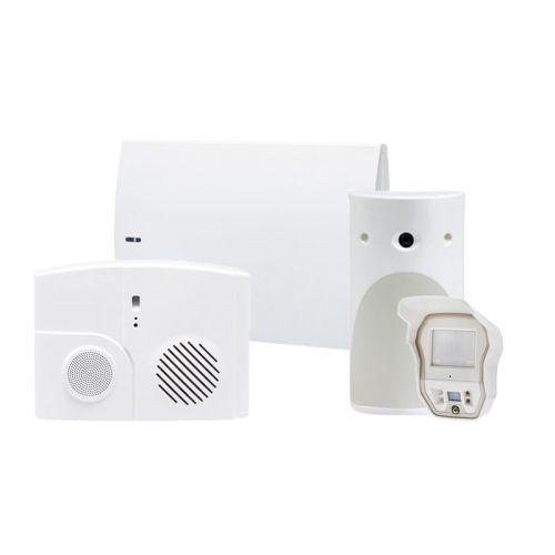 Videofied Alarmanlagen-Set mit Videoverifikation Innen/Außenbereich