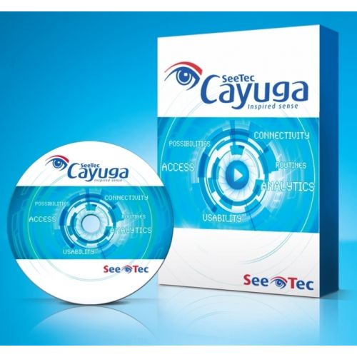SeeTec Cayuga Infinity X Basispaket