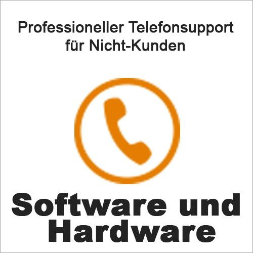 Produktberatung Software + Hardware für Nicht-Kunden