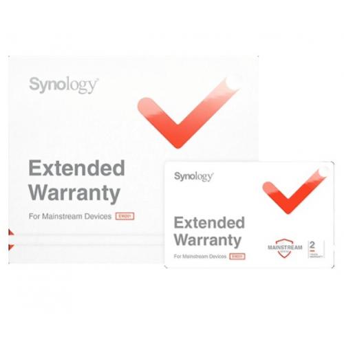 Synology EW202 Garantieerweiterung 2 Jahre für ein 1 Gerät