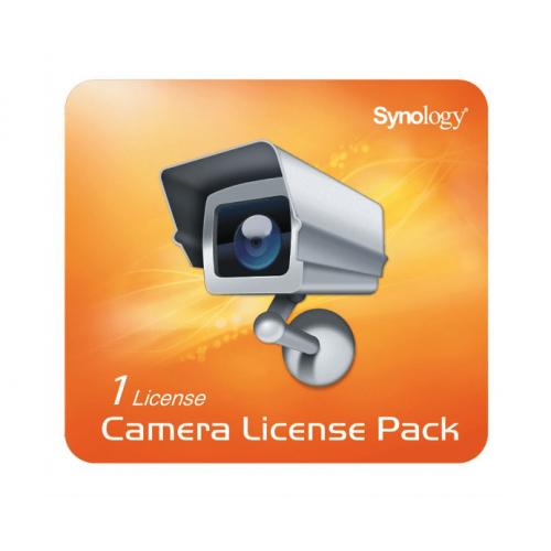 SYNOLOGY DEVICE LICENSE (X 1) Kamera Lizenz