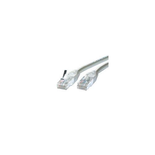 ROLINE UTP Patchkabel konf. Kat.5e grau 0,5m-20m