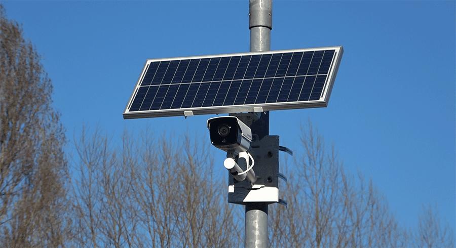 Test, Einbau und Programmierung des HIKVision DS-2XS6A25G0-I/CH20S40 Solar Kamera Sets