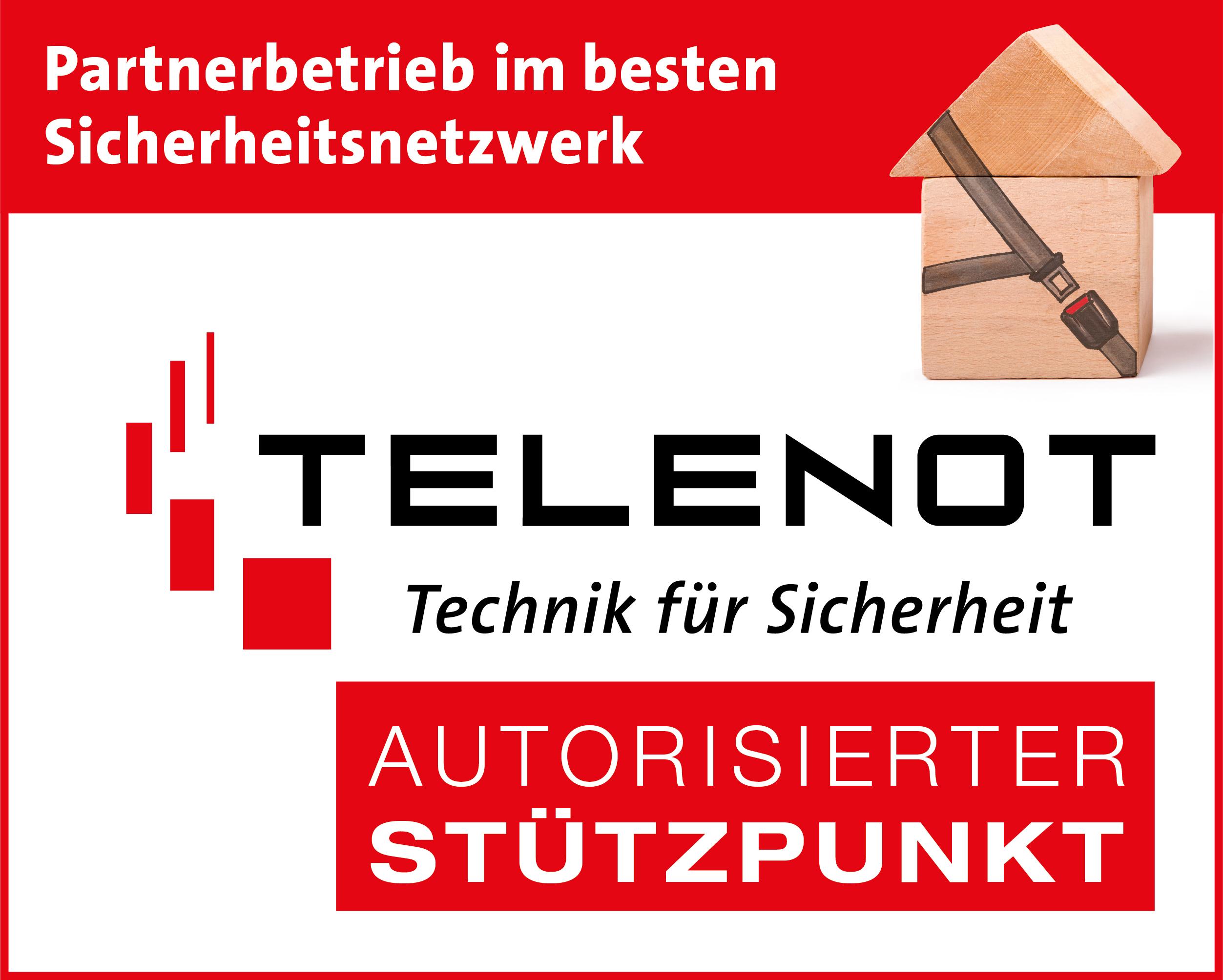 Telenot Stützpunkt Speyer- Zertifizierung für ESA GmbH German Protect
