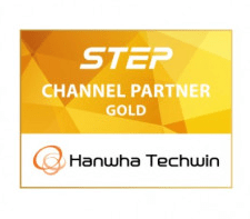 Hanwha Techwin Gold Partner